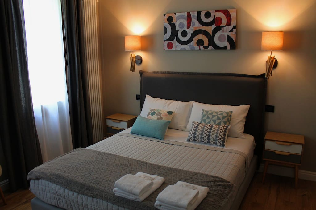 venezia love style the design room in venice bed and breakfasts for rent in venice veneto italy. Black Bedroom Furniture Sets. Home Design Ideas