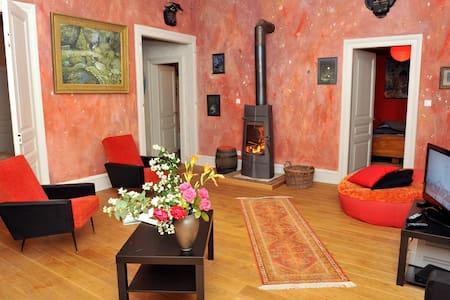 La Villa du Parc, luxueux, écologique, 75m2, 2 per - Niedermorschwihr