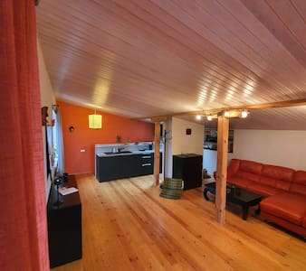 Studio + sauna + FREE airport transfer & cleaning
