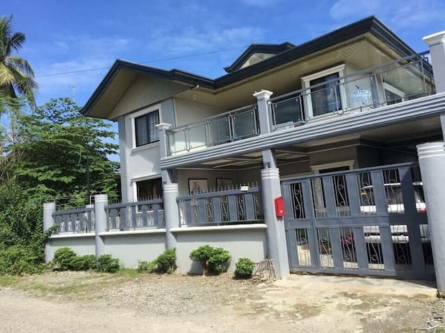 Newly Built Modern House in town - Tagum City - House