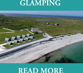 Aran Camping Glamping - 1 Self Catering Glamping Unit (up to 4 people) - Aran Islands - 公寓