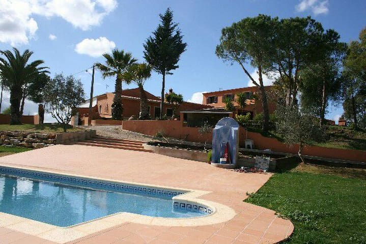 Beautiful 2-5p appt with pool Central Algarve - São Bartolomeu de Messines - Chatka