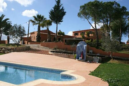 Beautiful 2-5p appt with pool Central Algarve - São Bartolomeu de Messines