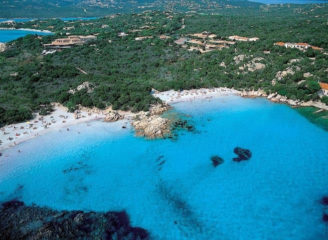 Paola villa on the sea