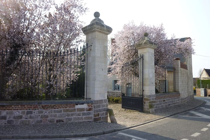 Gîte de l'Abbaye d'Etrun