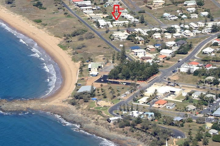 Emu Park Beach Front Apartment