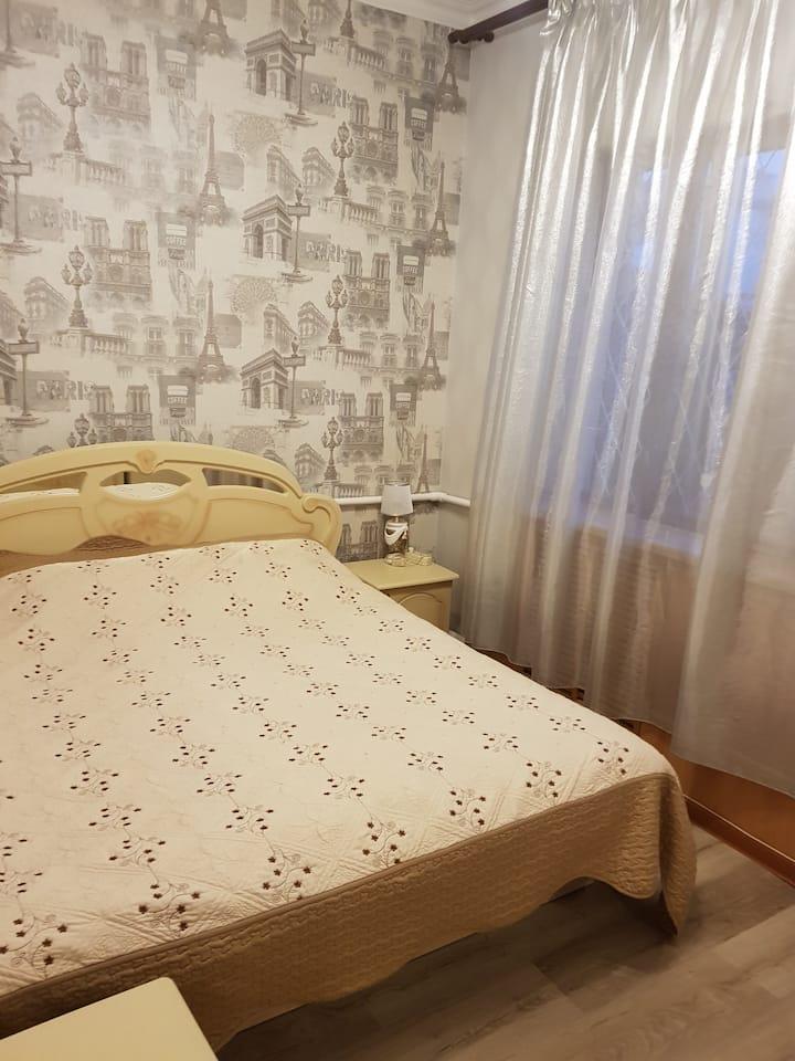 Stella Hostel Almaty Double room