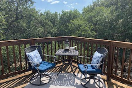 Newly listed; Hill Country Retreat
