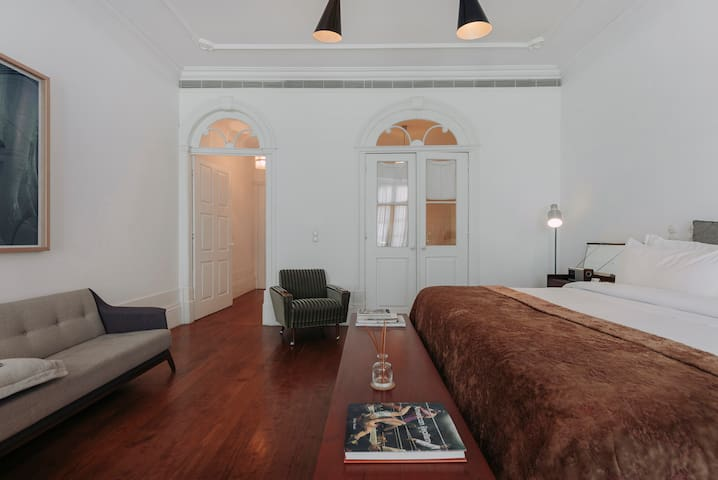 Suite King Deluxe in ROSA ET AL Townhouse