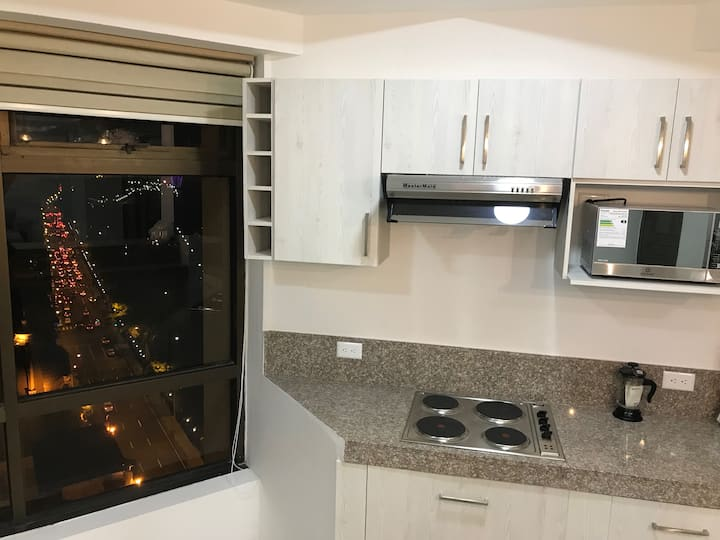 (✪) Private apartment with 1BR in Malecon 2000