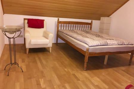 Zimmer 2  in abgeschlossener Wohnung Schwabach/Nbg - Schwabach - Apartment
