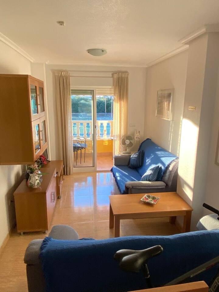 Cozy 2 bedroom and 2 bathroom apartment