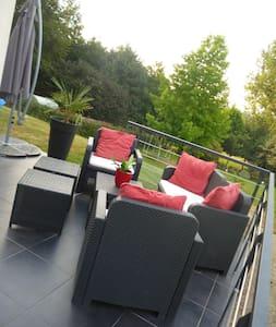 Maison contemporaine style Loft.... - Beauce - Talo