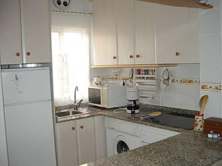Apartamento en zona residencial muy familiar