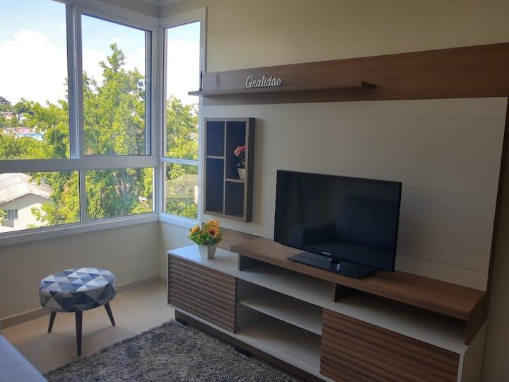 Apartamento alto padrão em Montenegro (2 quartos)