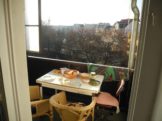 günstiges Zimmer im aufregendem Osten - Leipzig