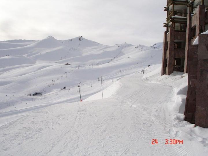 Maravilloso Depto en Valle Nevado Centro de Ski
