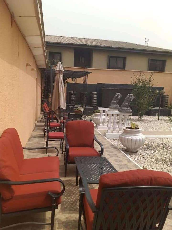 Furnished 1 and 2 Bedroom Apartment In Ikeja