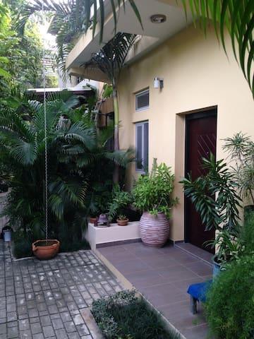 Cozy Private Room in Green Oasis - Puerto Príncipe - Departamento