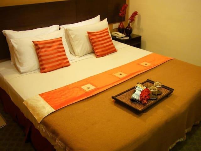 D'Oriental Inn in Petaling Street, KL - For 2pax