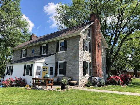 1751 Historic Farmhouse 2nd fl. Suite
