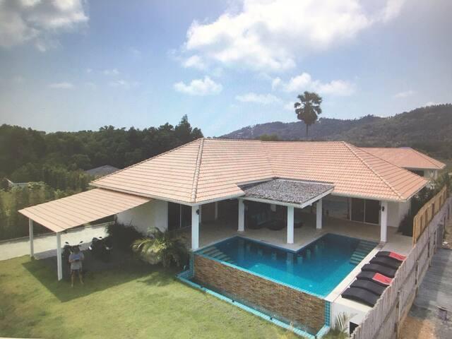 Villa Pascal - Ko Samui - Casa de camp