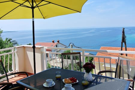 Apartment Olea with beautiful Seaview - Lun - Apartemen