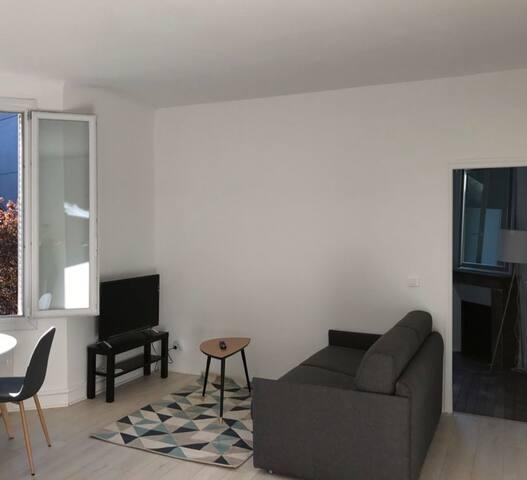 Bel appartement quartier Saint-Thomas