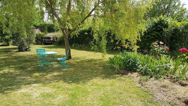 Guest house à 2 pas des bords de Charente