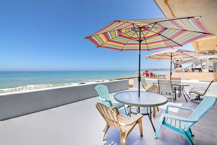 Capistrano Beach, Direct Oceanfront!