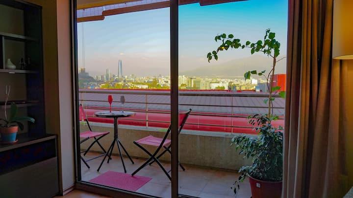 Panoramic Bellavista Apartment - mejor ubicación