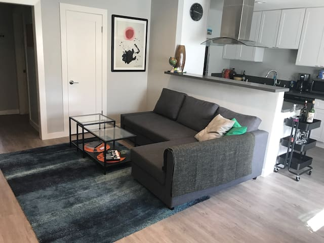 Newly remodeled 1 bedroom 1 bath - Los Angeles - Appartement