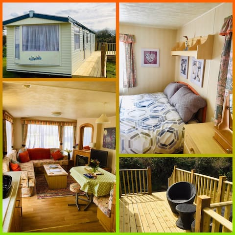 Tregroes Static Holiday Home