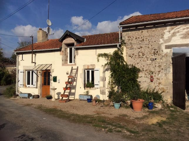 Lovely Rustic Gite in Rural France - Saint-Savin - Dom
