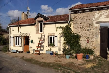 Lovely Rustic Gite in Rural France - Saint-Savin - Rumah