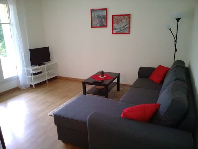 Flat near Disney/Paris - Bussy-Saint-Georges - Apartment