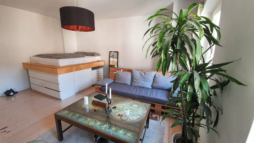 Fully equipped cosy apartment in Friedrichshain
