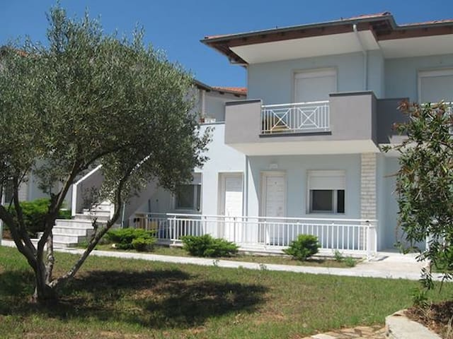 Double room Chalkidiki - Nea Fokea - Appartement