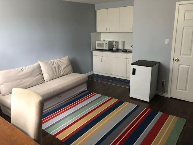 Cozy apartment in Ottawa South