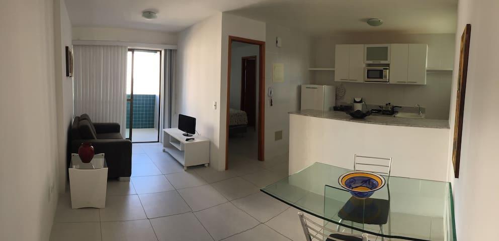 Apartamento inteiro em Boa Viagem, Recife/PE.