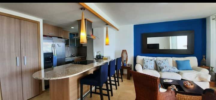Apartamento de Playa para 6 huéspedes en Marbella.