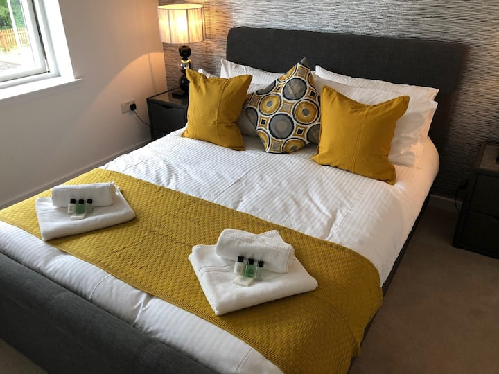Wow! 3 bed self-catering for 6/7 Central Aviemore