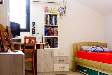 private room - Beit Shemesh - Hus