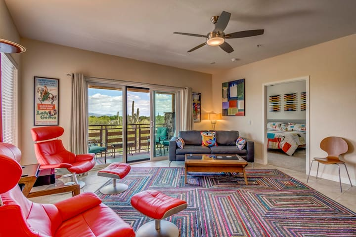 Luxury 2BR Condo  Clothing Optional Resort -Tucson