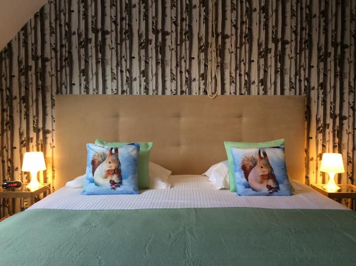 Double room in Boutique Hotel Butler