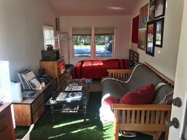 Bedroom in Venice Beach House