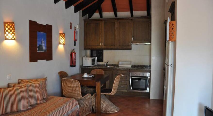 1 Bedroom Apartment in Santa Luzia (Barril beach)