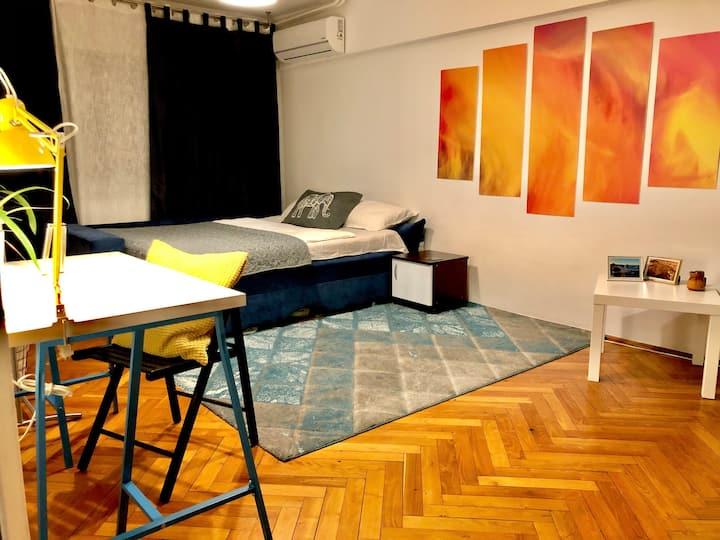 City Center Spacious Double Room
