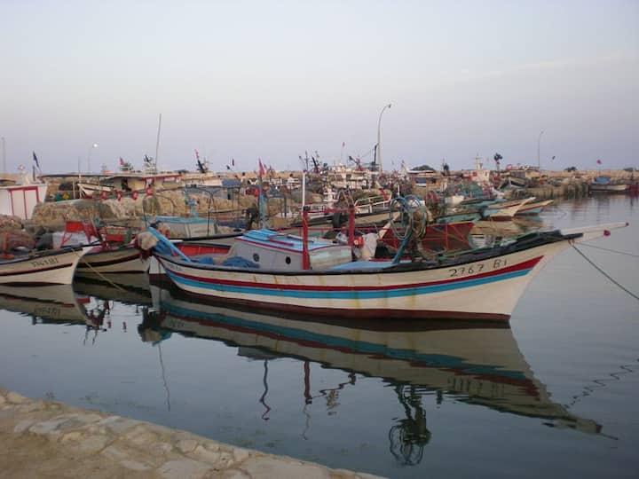 Ghar el melh: Atypik cottage entre mer et montagne