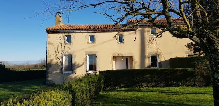 A 9 MN du Puy Du Fou La Maison Du Pré
